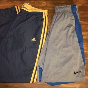 Nike and Adidas Men Bundle